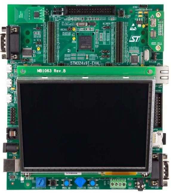 STM32439I-EVAL