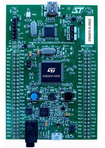 STM32F411E-DISCO