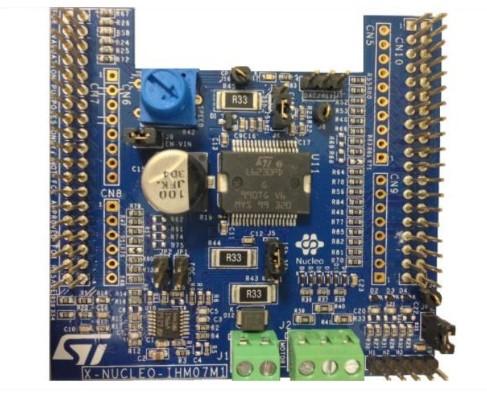 X-NUCLEO-IHM07M1