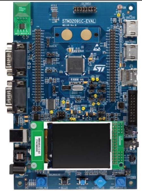 STM32091C-EVAL