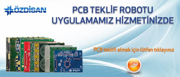PCB TEKLIF