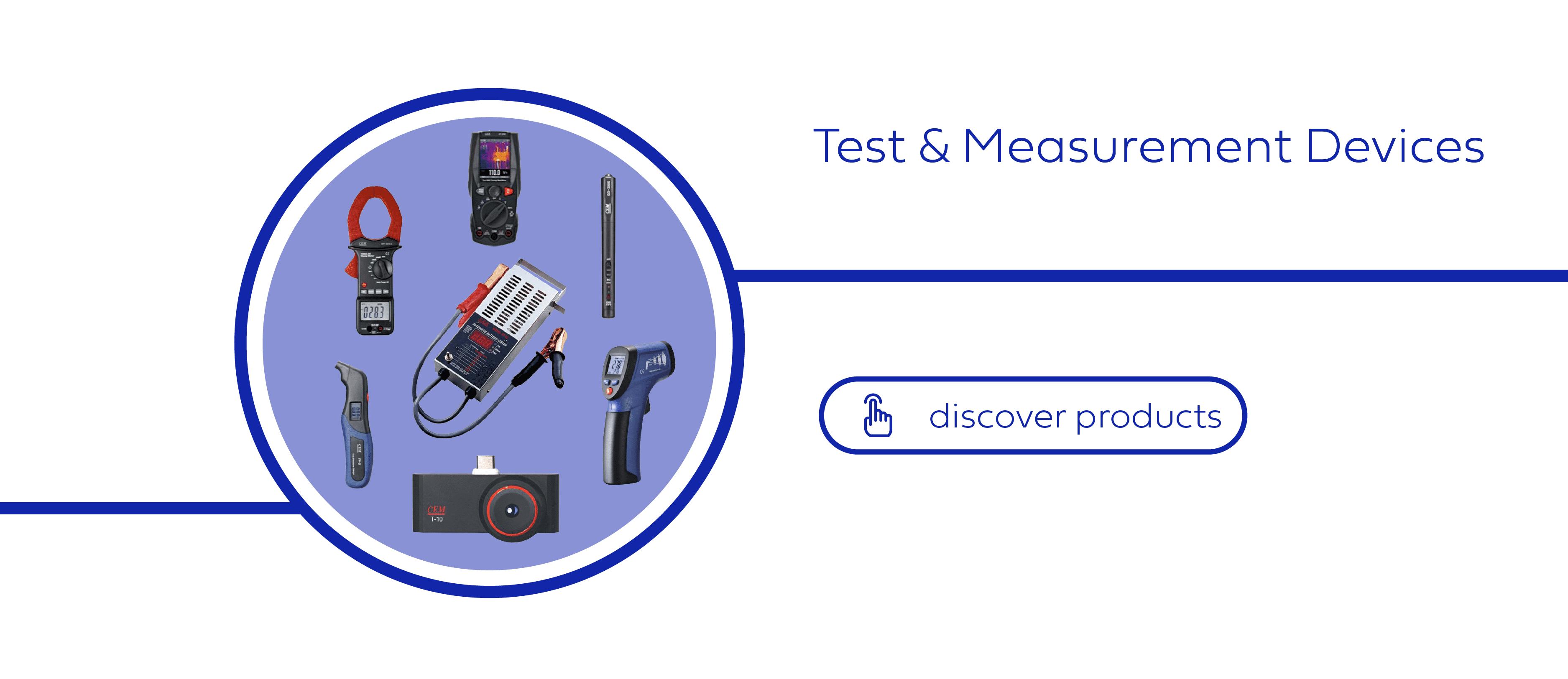 Test&ölçüm en